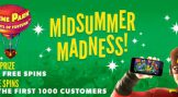 Midsummer Madness Is Here!